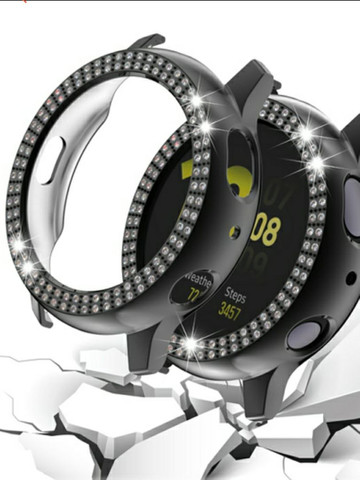 Case de proteção relógio Galaxy Watch Active 2 - Foto 6