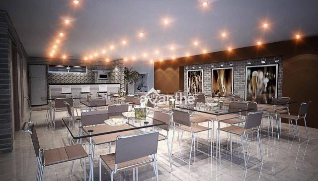 Apartamento com 3 dormitórios à venda, 142 m² por R$ 1.019.000 - São Cristóvão Zona Leste  - Foto 10