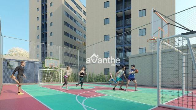 Apartamento com 3 dormitórios à venda, 66 m² por R$ 261.534,00 - Socopo Zona Leste - Teres - Foto 5