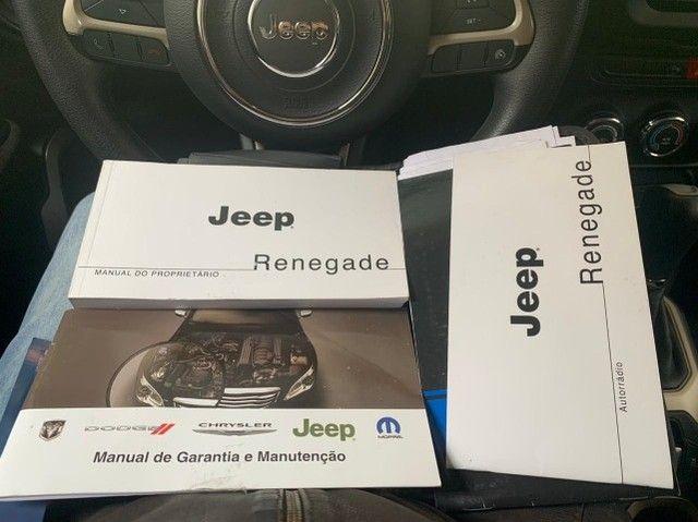 Jeep Renegade Sport 1.8 2016 -Através de consórcio - Foto 14