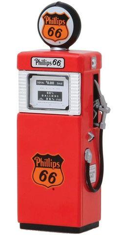 Gás Pump Serie 7 Vintage Greenlight - Original