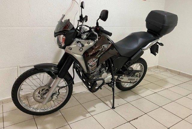 Yamaha - Tenere - 250cc - 2019/2019- marrom/marrom - único dono - vendo urgente - Foto 6