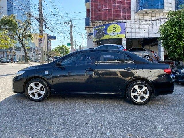 Toyota Corolla 2013 GLI + GNV  - Foto 9
