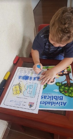 Atividades Bíblicas Infantis  - Foto 2