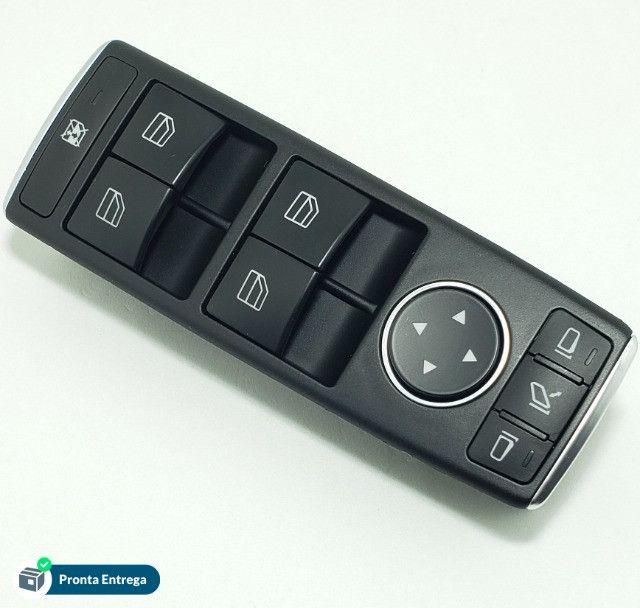 Botão Comando Do Vidro Elétrico Mercedes Benz C180/c200