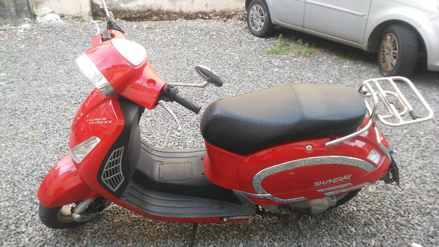 Moto retrô EX shineray - Foto 5