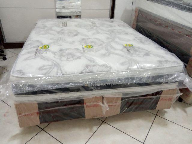 Conjunto box Queen Size Inverno/Verão - Foto 3