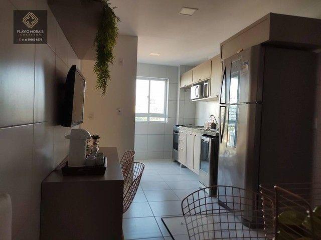 Apartamento  119 metros com 3 quartos em Papicu - Fortaleza - CE - Foto 7