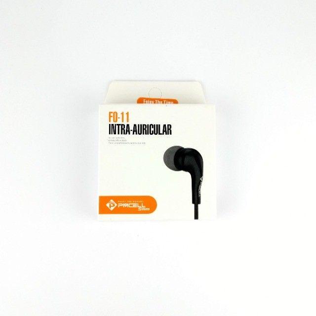 Fone de ouvido C/Microfone - FO-11
