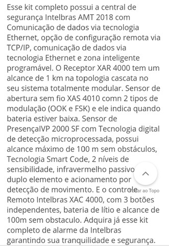 Alarme residencial Intelbras - Foto 5