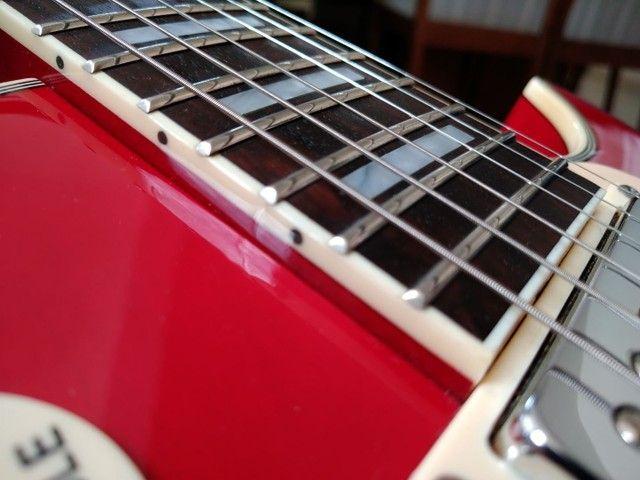 Guitarra Les Paul Strinberg CLP-79 super nova - Foto 4