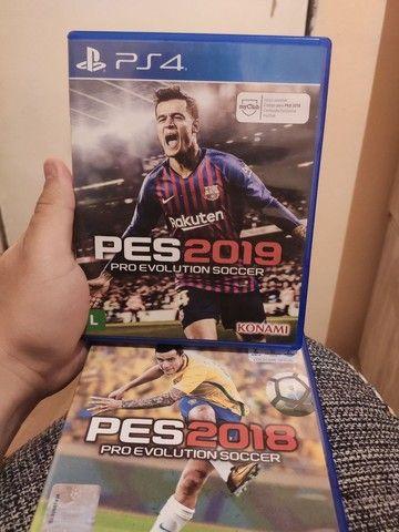 Pes 20,19,18 e FIFA 16 - Foto 2