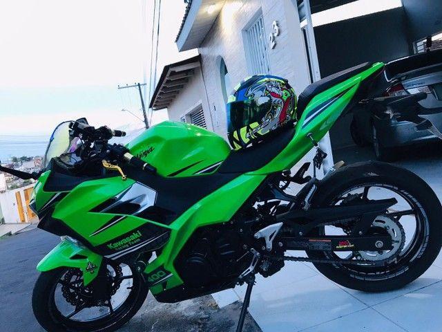 Kawasaki ninja 400 2019, todo revisado  - Foto 3