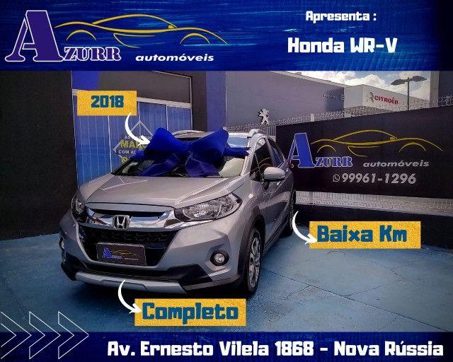 HONDA WRV 1.5 AUTOMÁTICA ÚNICO DONO! TODAS  REVISÕES FEITAS  CONCESSIONÁRIA! IMPECÁVEL