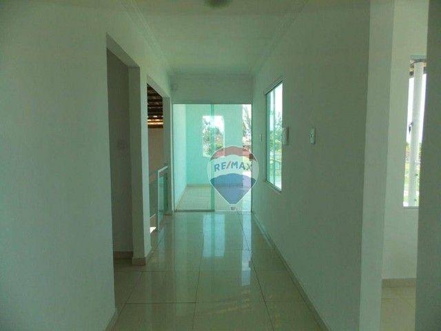 Casa com 4 dormitórios à venda, 322 m² por R$ 459.000,00 - Praia do Amor - Conde/PB - Foto 13