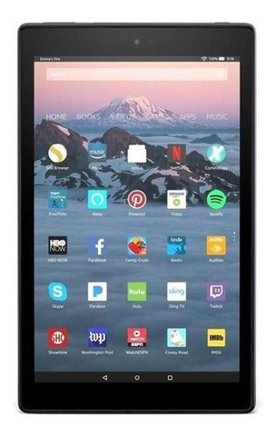 Tablet Amazon Fire HD10 - 32GB - NOVO - Loja Física - Foto 2