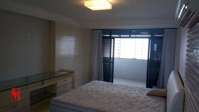 Apartamento com 4 dormitórios à venda, 280 m² por R$ 1.100.000,00 - Miramar - João Pessoa/ - Foto 9