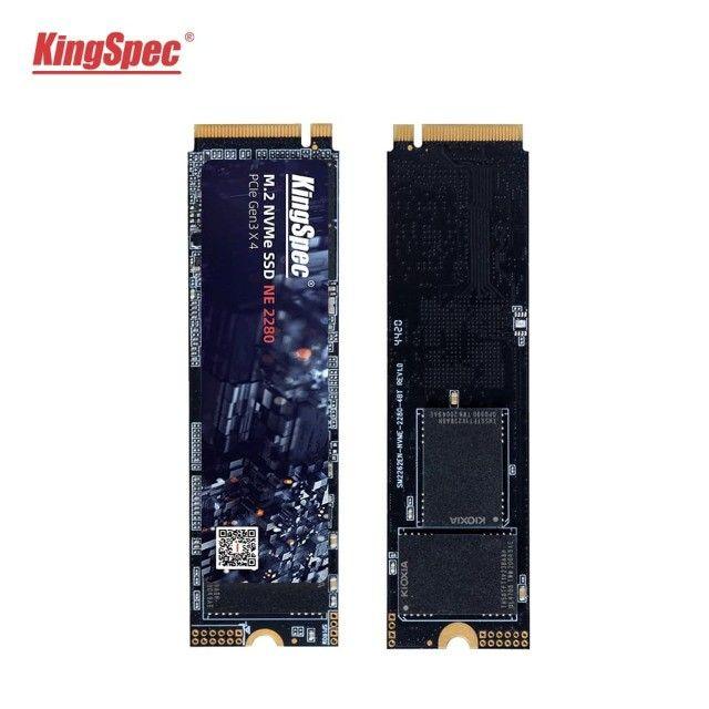 SSD 256GB M.2 2280 NVME! Melhor preço RJ - Desconto 10% + 12x S/Juros! cupom OLX10