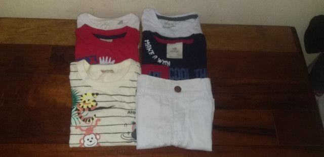 Vende-se roupas infantil