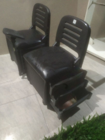 Cadeira manicure dompel  - Foto 3