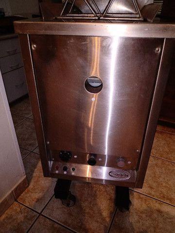 cozedor de massas a gás - Foto 2