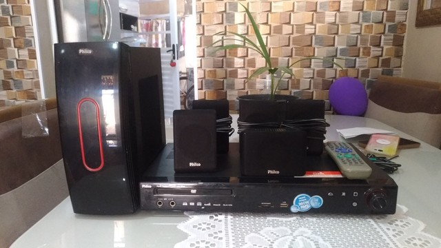 Home theater - Foto 2