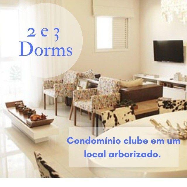 AC- Lançamento com 2 ou 3 dormitórios, ótima oportunidade para investimento!