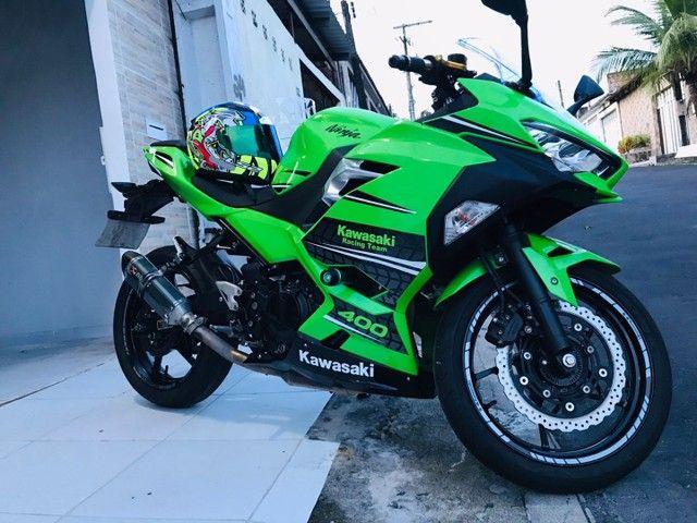 Kawasaki ninja 400 2019, todo revisado