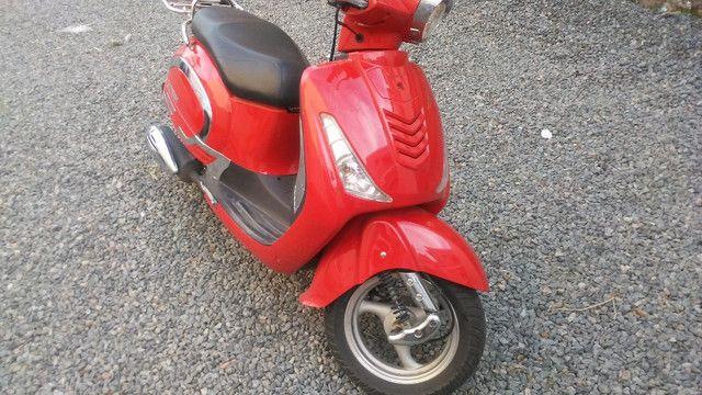 Moto retrô EX shineray - Foto 3