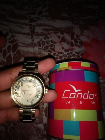 Relógio Condor feminino 170 reais