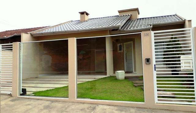 Casa - 01 suíte + 02 dormitórios - Vila Nova - Joinville/SC