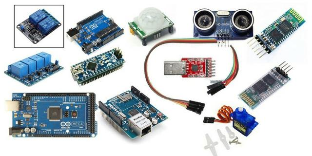 Arduino E Módulos Computadores E Acessórios Ivete Vargas