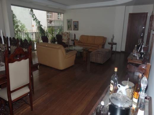 Apartamento à venda com 4 dormitórios em Funcionarios, Belo horizonte cod:16100 - Foto 4
