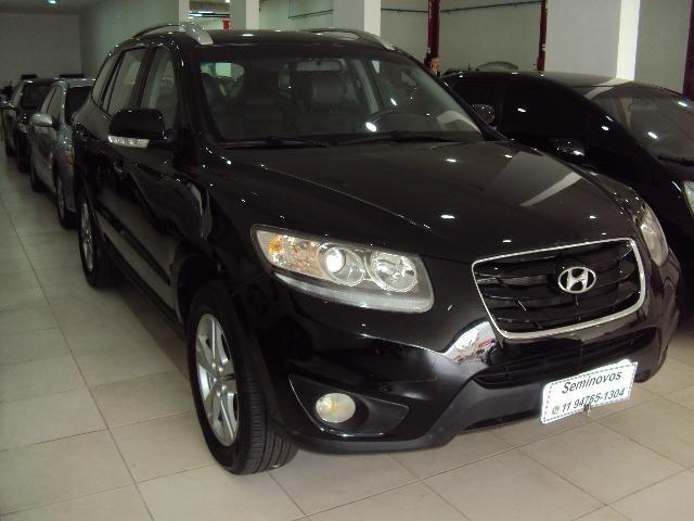 Hyundai Santa Fe Gls 2 4 Tiptronic 2011