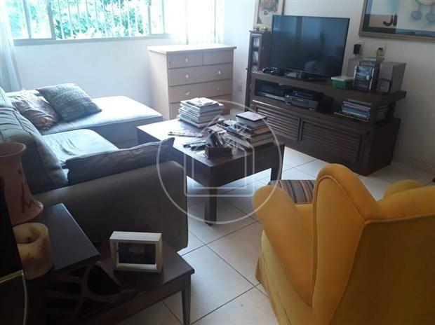 Apartamento à venda com 3 dormitórios em Humaitá, Rio de janeiro cod:854005 - Foto 3