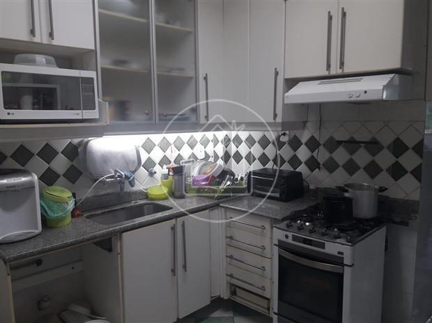 Apartamento à venda com 3 dormitórios em Humaitá, Rio de janeiro cod:854005 - Foto 20
