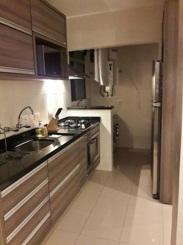 Apartamento mobiliado à venda, 2 dormitórios, Bacacheri - Foto 7