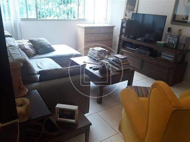 Apartamento à venda com 3 dormitórios em Humaitá, Rio de janeiro cod:854005 - Foto 4