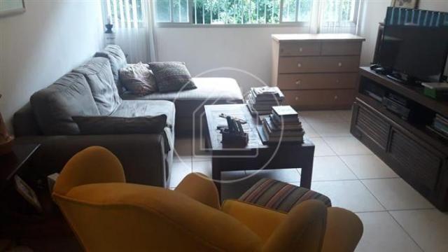 Apartamento à venda com 3 dormitórios em Humaitá, Rio de janeiro cod:854005 - Foto 10