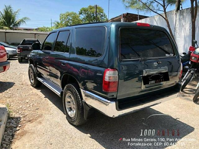 Hilux SW4 1998 7 lugares 3.0 diesel uma verdadeira RARIDADE!!! - Foto 8