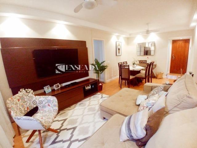 Belíssimo Apartamento de 2 quartos +1 quarto reversível, em Bento Ferreira - Foto 4