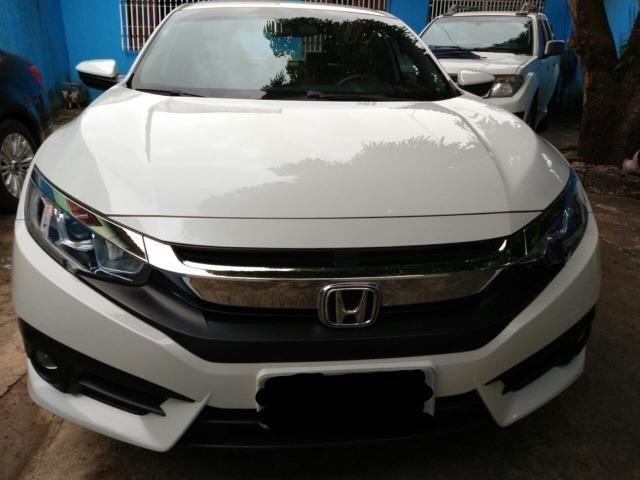 Honda Civic EXL 17/17 2.0 Revisado na Honda