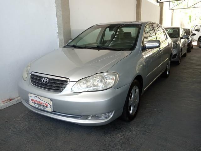 Corolla xli 1.6 automático 2006