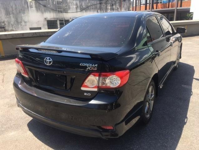 Toyota Corolla xrs 2.0 flex automatico top com gnv 5 geraçao muito novo preço real - Foto 10