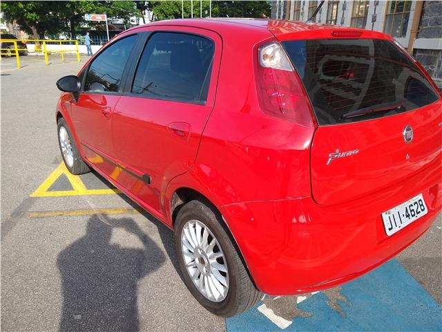 Fiat Punto 1.4 attractive 8v flex 4p manual - Foto 4