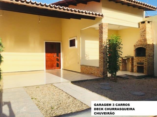 Casa Edson Queiroz 3 Suítes