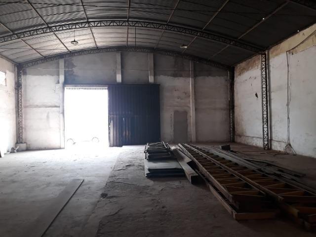 Alugo terreno e barracão comercial perto ufmt, lote com 1.050 m² - Foto 5