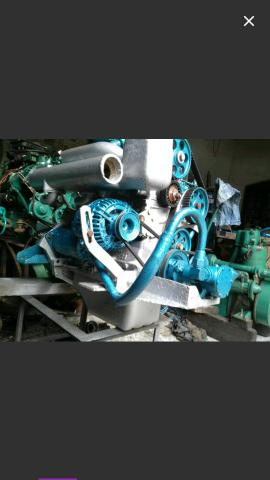 Motores diesel marítimos revisados e com nota fiscal e garantia - Foto 3