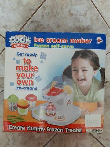 NoMáquina de sorvete infantil - Foto 2