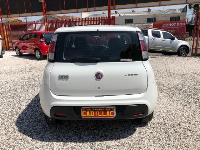 Fiat Uno Attractive 2016 - Completo - Impecável - Foto 4
